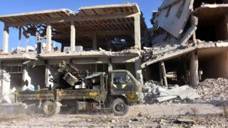 Hanano, Suriah, Aleppo
