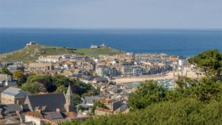 St Ives, in Cornwall