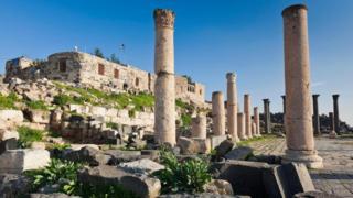 「失去靈魂」的約旦古城