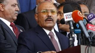 อดีตประธานาธิบดีซาเลห์กลายมาเป็นพันธมิตรกับกลุ่มกบฏฮูธี หลังสงครามกลางเมืองปะทุขึ้นเมื่อปี 2015