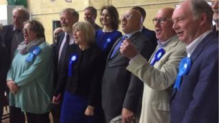 Conservative councillors