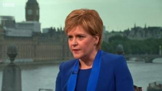 Nicola Sturgeon on The Andrew Neil Interviews