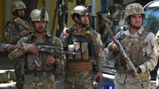افغان فوج