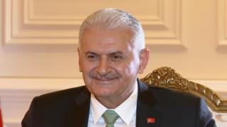 Başbakan Binali Yıldırım HARDtalk programı