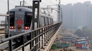 दिल्ली मेट्रो, मजेंटा लाइन, ड्राइवरलेस मेट्रो