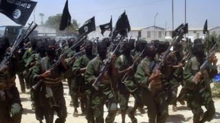 Abarwanyi ba Al Shabaab