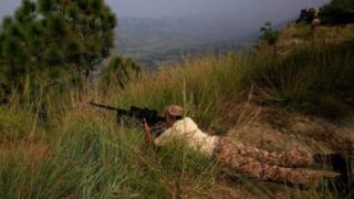 انڈین فوجی