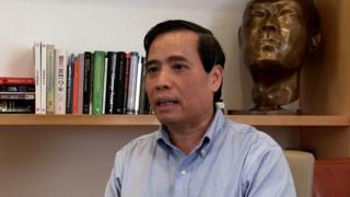 Tiến sĩ Vũ Minh Khương nhấn mạnh nhu cầu cần có tài năng khắp nơi đổ về Việt Nam để giúp đỡ.