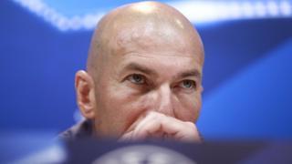 زيدان: ريال مدريد لن يعول على الماضي أمام أتليتكو في دوري الأبطال