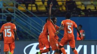 Les cadets du Niger prennent part à la coupe du monde de football pour la première fois.