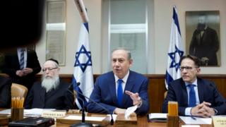 Benjamin Netanyahu, 8 January