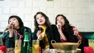Karaoke (KTV) bars are widely found across China and are popular with all ages