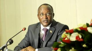 Icegera ca kabiri c'umukuru w'u Burundi, Gaston Sindimwo