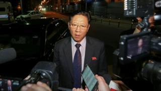 朝鲜驻马来西亚大使姜哲