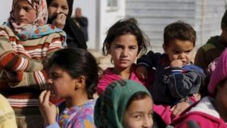 Yara 'yan gudun hijirar Syria