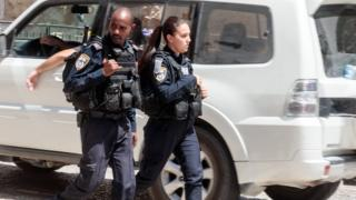 Israeli police officers (file photo)