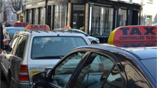Taxis in Jersey