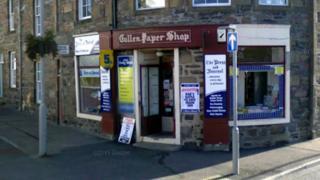 Cullen Paper Shop