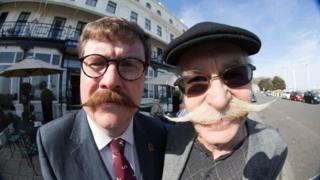 The Handlebar Club - Ryan Pike and Bruce Roe