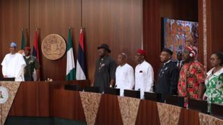 President Buhari dey meet Governors for Aso Rock on November 1, 2016