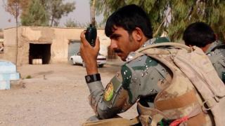 پلیس افغان