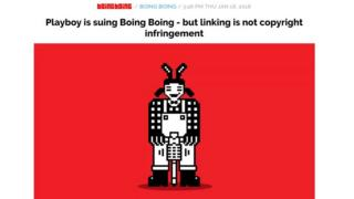 BoingBoing news article