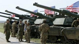 در این مانور مشترک ۱۶۰۰ نیروی آمریکایی و ۸۰۰ نیروی گرجستان شرکت داشتهاند.