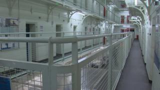 B Hall Barlinnie Prison