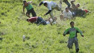 Cheese Rolling 2005