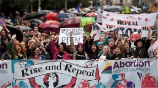 Irish abortion law: Citizens Assembly vote favours change