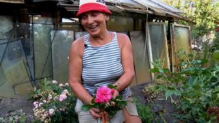 Наталі Юрченко 63 роки. Вона називає свою ферму родовим гніздом