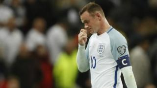 Wayne Rooney, England Captain