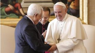 Palestina yafungua ubalozi wake mjini Vatican