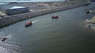RNLI flotilla