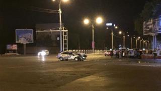 Toshkentdagi avtofalokat joyi