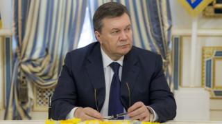 Виктор Янукович проходит как свидетель по делу экс-беркутовцев