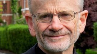 Bishop Alan McGuckian