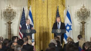 Netanyahu ve Trump