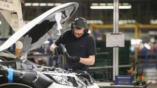 Производство автомобилей в Великобритании