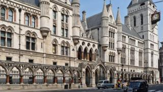 The Court of Appeal in London