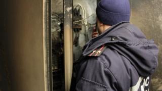 Пожежа виникла у суботу зранку і її вдалося повністю ліквідували, зазначили у ДСНС