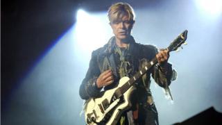 David Bowie in June 2004