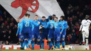 Arsenal yinjiye mu gice ca kane ikuyemwo Ostersunds FK yo muri Suede
