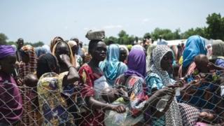 Abenshi bahungiye mu makambi y' impunzi kubera Bako Haram