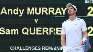 Поразка означає, що Маррей може поступитися першим місцем у світовому рейтингу тенісистів