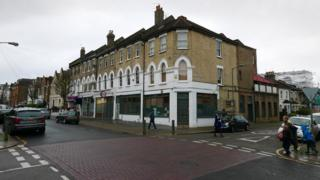 Beggars HQ in Wandsworth, South London
