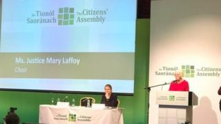 Irish abortion law: Citizens' Assembly recommends unrestricted access to terminations