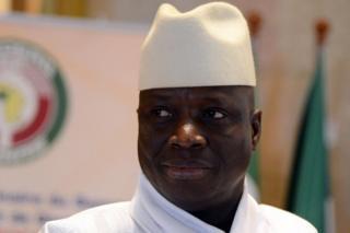Yahya Jammeh yavuye mu gihugu mu kwezi kwa mbere atsinzwe amatora