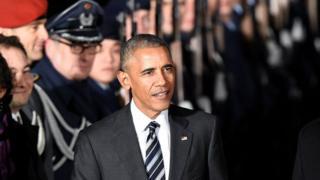 Obama mu gisagara ca Berlin avuye Athenes