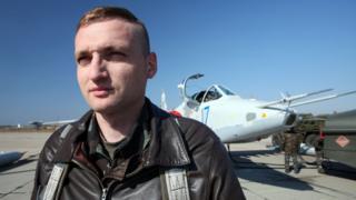 Capt Vladyslav Voloshyn, 2016 photo